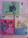 Don Quijote - CERVANTES , 3 volume