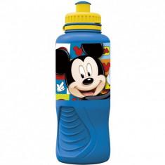 Sticla apa plastic Mickey SunCity, 400 ml