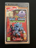 Joc PSP Invizimals The Lost Tribes, Actiune, Toate varstele, Single player, Sony