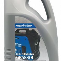 Ulei pentru generatoare de curent benzina 4 timpi ADLER Grassol 5L MA0069.0