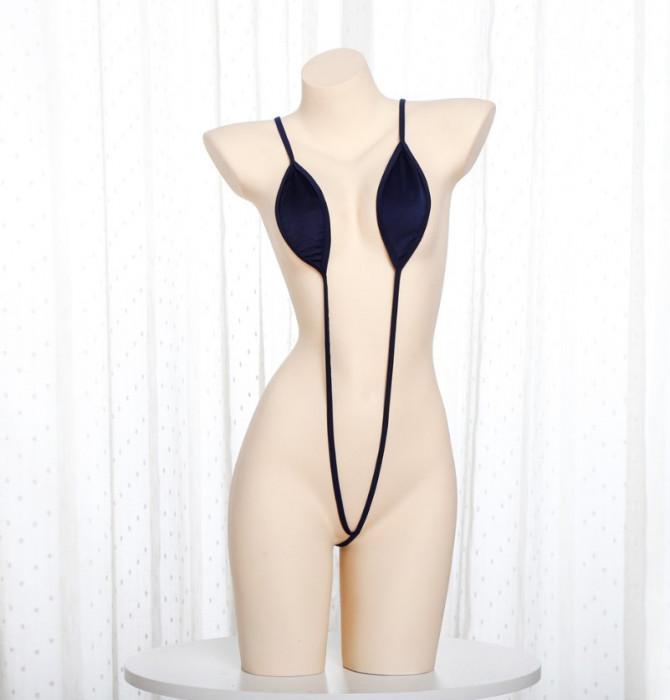 Lenjerie Lady Lust Sexy Teddy Body Open Back Bra Slim Bra Costum de Baie Adult