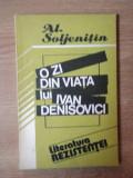 O ZI DIN VIATA LUI IVAN DENISOVICI de AL. SOLJENITIN