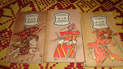 OSANDITII MLASTINILOR 3 VOLUME- DHI NAIAN foto