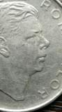 (MR1) MONEDA ROMANIA - 100 LEI 1943, VARIANTA CU LACRIMA, MAI RARA