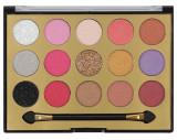 Paleta Profesionala de Farduri MISS ROSE 15 Color Eyeshadows Kit 02