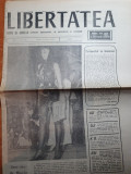 Ziarul libertatea 25 august 1990