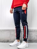 Pantaloni de trening bărbați bleumarin Bolf HL8989
