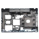 Carcasa inferioara Bottom Case Lenovo G580 fara HDMI a doua versiune