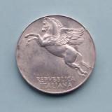 ITALIA  -  10 Lire 1950, Europa, Aluminiu