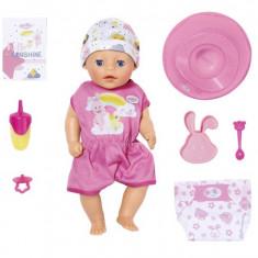 BABY born-Mica papusa interactiva