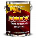 Grund Anticoroziv pentru Utilaje EMEX, Galben, Bidon 30 Kg