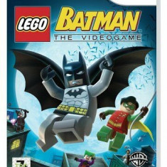 LEGO Batman: The Videogame   - Nintendo Wii [Second hand], Actiune, 3+, Multiplayer