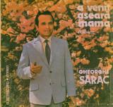 Gheorghe Sarac - A Venit Aseara Mama - Romante (Vinyl)