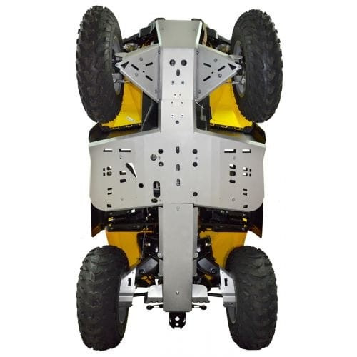 Scut Protectie Aluminiu Shark Skidplate Can-am Outlander 500/570L MAX