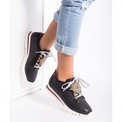 Sneakers Negru 39 foto