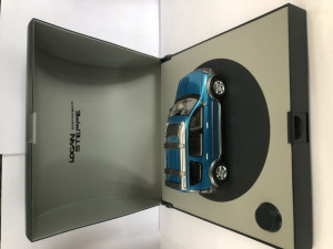 Macheta Dacia Logan MCV SPARK Concept Car Steppe Norev 1/43