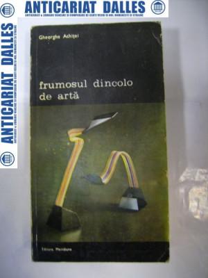 FRUMOSUL DINCOLO DE ARTA - Gheorghe ACHITEI foto