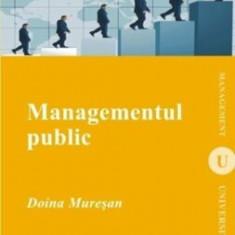 Managementul public/Doina Muresan