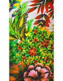 Prosop de plaja Essenza Mary-Jane 100x180cm multicolor