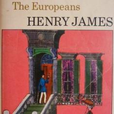 Washington Square. The Europeans – Henry James