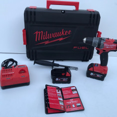 Bormasina Milwaukee M18 ONEPD Fabricatie 2017