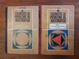 Lot 2 culegeri de matematica - Gr. Gheba  /  R4P1S