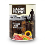 Farm Fresh - Goat with Carrot 400g