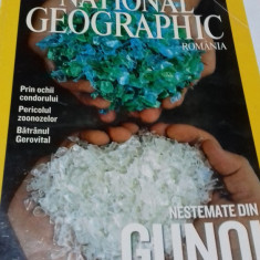 National Geographic - octombrie 2007