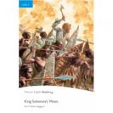 PLPR4. King Solomons Mines RLA 1st Edition - Paper - Henry Rider Haggard