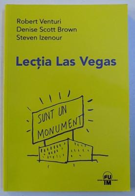 LECTIA LAS VEGAS - DE ROBERT VENTURI, DENISE SCOTT BROWN, STEVEN IZENOUR foto