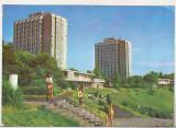 bnk cp Eforie Nord - Hotelurile Meduza si Steaua de mare - necirculata