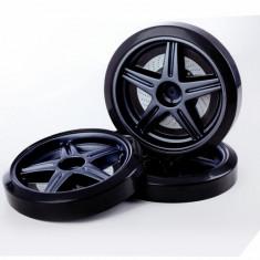 Roti 3D din Plastic pentru pat masina
