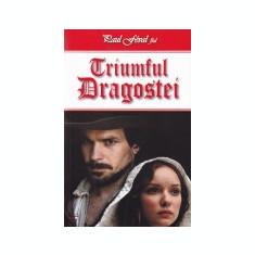 Aventurile cavalerului Lagardere, vol. 5 -Triumful dragostei