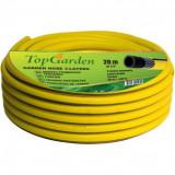 """Furtun de gradina Topgarden 402118, 3 straturi, 3/4"""", 25bar, 30m, Top Garden"""
