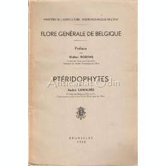 Flore Generale De Belgique. Pteridophytes - Andre Lawalree