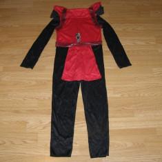 Costum carnaval serbare ninja pentru copii de 7-8 ani, Din imagine