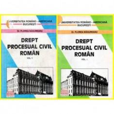 Drept procesual civil roman vol.I - II