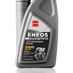 Ulei motor pentru motociclete ENEOS City Performance Scooter 10W40 1L E.CP10W40/1