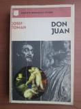 Don Juan - Josef Toman, A.P. Cehov