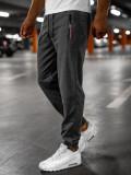 Pantaloni de trening gri Bolf JX306