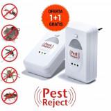 Cumpara ieftin OFERTA 1 + 1 GRATIS Pest Reject Aparat anti rozatoare si insecte