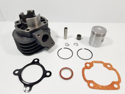 Kit Cilindru - Set Motor Scuter Aprilia Scarabeo 49cc - 50cc - racire AER foto