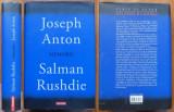Joseph Anton , Memorii , Salman Rushdie , Editura Polirom , 2012