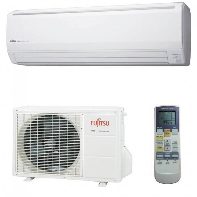 Aparat aer conditionat Fujitsu ASYG30LFCA 28000 BTU Inverter A+/A Alb