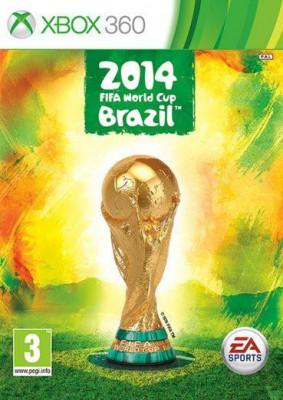 Joc XBOX 360 Ea Sports 2014 Fifa World Cup Brazil - 60467 foto