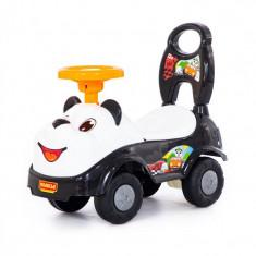 Masinuta 2 in 1 fara pedale Panda Polesie