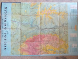 Harta veche Bucegi-Garbova, colectie