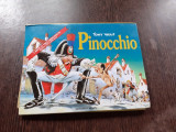 PINOCCHIO, CARTE 3D - TONY WOLF