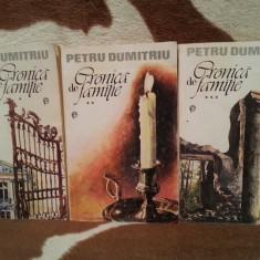 CRONICA DE FAMILIE-PETRU DUMITRIU (3 VOL)
