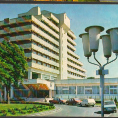 "CPI B 11912 CARTE POSTALA - CLUJ NAPOCA. HOTEL ""BELVEDERE"""